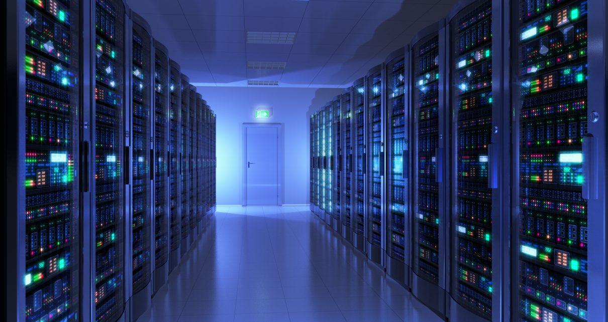 profesjonalne Data Center